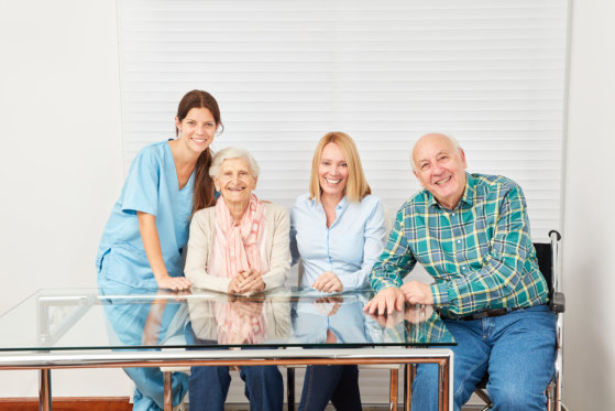 As an Employer, How Can You Help with Caregiving?